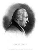 James Watt, Scottish engineer, 19th century