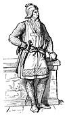 Frederick I, Barbarossa, Holy Roman Emperor, 19th century