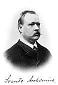 Svante Arrhenius (1859-1927), Swedish physicist and chemist