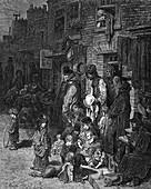 Wentworth Street, Whitechapel', London, 1872