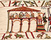 Harold II, last Anglo-Saxon king of England, 1066