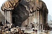 Fingal's Cave', 1849