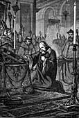Galileo Galilei, Italian astronomer and mathematician