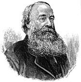 James Prescott Joule, English physicist, c1895