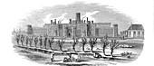 Reading Gaol, Berkshire, England, 1844