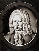 Gottfried Wilhelm von Leibniz, German mathematician