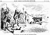 Dark Artillery', American Civil War