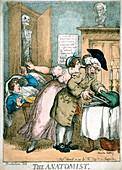 The Anatomist', 1811
