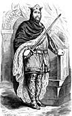 William the Conqueror, King of England