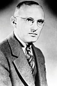 Karl Jansky, US radio engineer