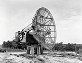 Early Dutch radio astronomy after Second World War