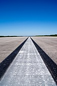 Space Shuttle runway at KSC.