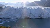 Perito Moreno glacier calving, Argentina
