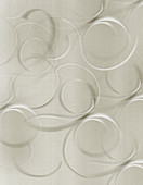 Abstract curled up paper backgrounds pattern, illustration