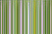 Abstract stripey line pattern, illustration