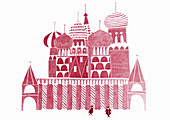 St Basil's Cathedral, illustration