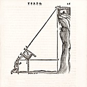 Tartaglia on ballistics, 16th century