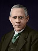 Thomas Martin Lowry, British chemist