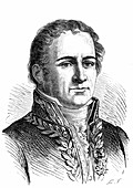 Antoine Francois Fourcroy, French chemist