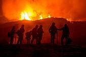 California wildfire, December 2017