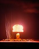 Upshot-Knothole 'Climax' atom bomb test,1953