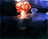 Operation Crossroads 'Able' atom bomb test,1946