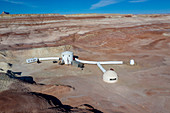 Mars Desert Research Station,Utah,USA