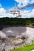 Arecibo Observatory,Puerto Rico