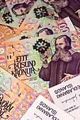 Icelandic Krona notes