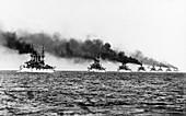 US Atlantic Fleet battleships,1907