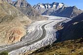 Great Aletsch Glacier,2019