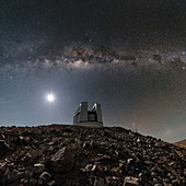 Visible and Infrared Survey Telescope for Astronomy,Chile