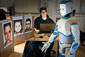 Romeo robot assistant