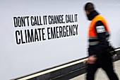 Climate Emergency poster