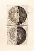 Galileo's Moon observations, 1610