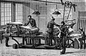 Printing press, 19th century
