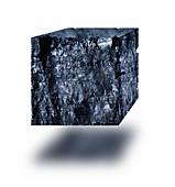 Coal cube