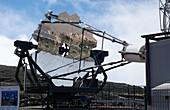 First G-APD Cherenkov Telescope (FACT)