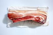 A pork rib