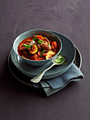 Vegetables Ratatouille (Slow cooking)