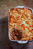 Indian cottage pie