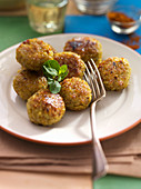 Small bulgur balls