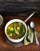 Ayurvedic vegetable soup