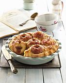 Amaretti-Apfelkuchen