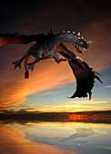 Dinosaur, illustration