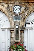 Nineteenth century weather station