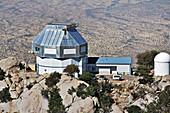 WIYN 3.5-metre telescope dome at KPNO
