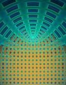 Fractal geometric pattern