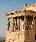 Caryatids of the Erechtheion, Acropolis.