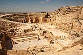 Herodium, Judean Desert, West Bank